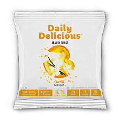 Daily Delicious Beauty Shake s příchutí vanilky